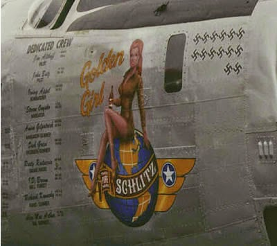 nose art worldwartwo.filminspector.com