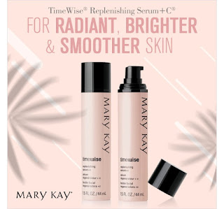 Produk Mary Kay - Serum C - Memutihkan Muka dan Awet Muda