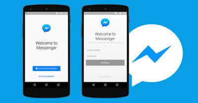 Cara Cepat dan Praktis Logout Facebook Messenger Pada iPhone