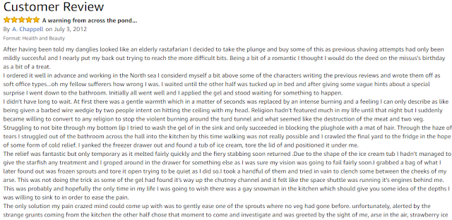 This Is The Funniest Review Of Veet Hair Removal Cream On Amazon