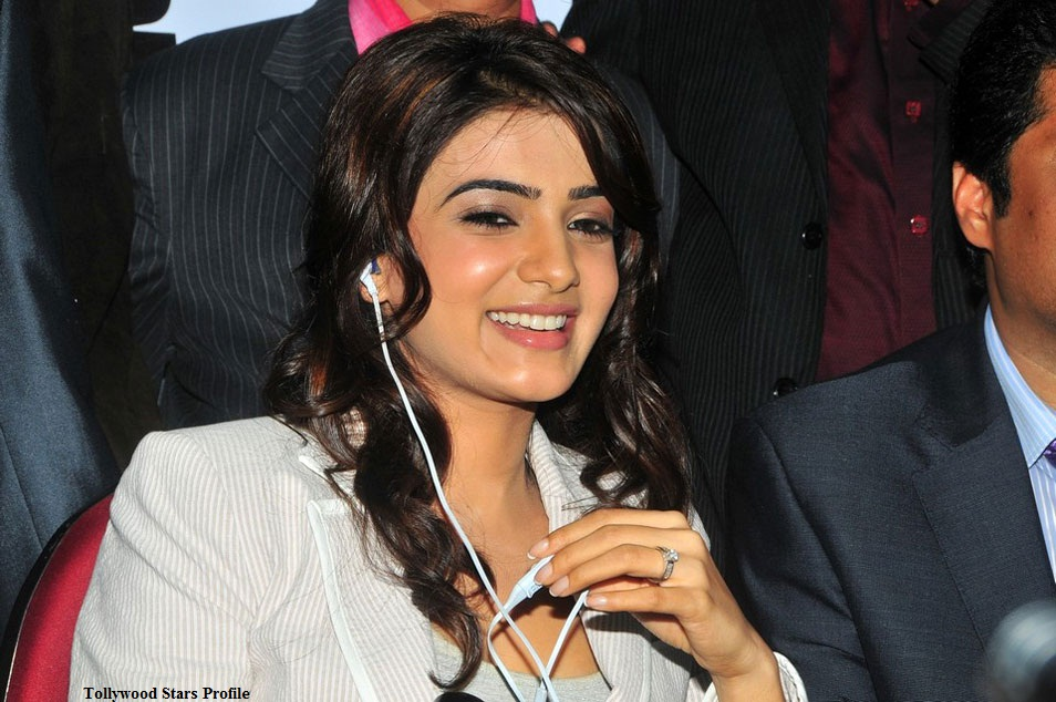 Top Fashion 2012: Samantha Ruth Prabhu Launch the Big C