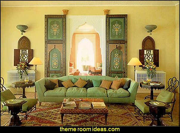 Moroccan Style Architecture and Design   Moroccan decorating ideas - Moroccan decor - Moroccan furniture - decorating Moroccan style - Moroccan themed bedroom decorating ideas - Exotic theme decorating - Sultans Palace - harem style bedrooms Arabian nights Moroccan bedroom furniture - moroccan wall decoration ideas