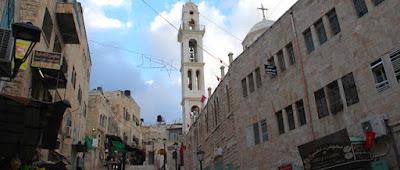 Escapade à Bethleem depuis Jérusalem