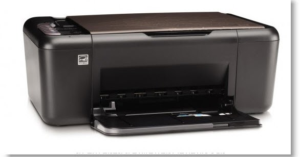Hp deskjet ink advantage k109a z printer