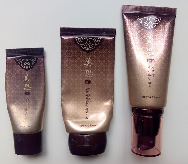 maquillaje piel muy clara bb cream cho bo yang