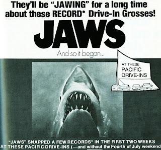 Promoción película Tiburón en cines