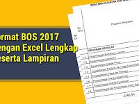 Format BOS 2017 Dengan Excel Lengkap Beserta Lampiran