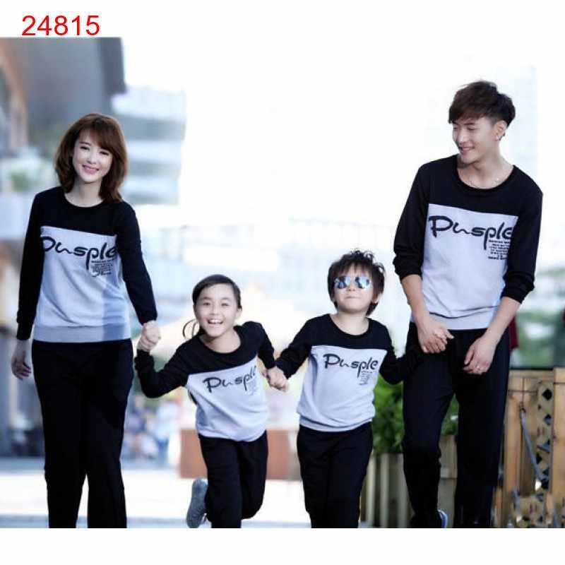 Jual Couple Keluarga FM2 Swt Pusple - 24815