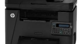 HP LaserJet Pro MFP M225dn Printer Driver Download | driver