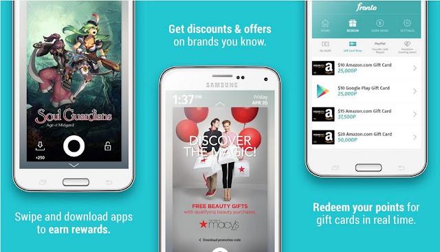 Aplicativo para ganhar dinheiro no android