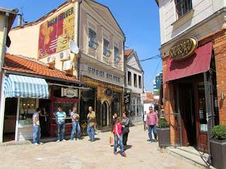 Old Town Carsija Skopje Macedonia