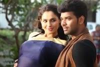 Making of Aahaa Kathal Vandhu Song  – Official   Valiyavan   Jai   Andrea Jeremiah   D.Imman