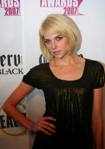 US top model finalist Renee Alway