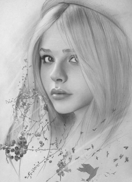 25 wonderful pencil drawings by artist vita biryulina