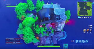 Fortnite, Search Between 3 Boats, Location