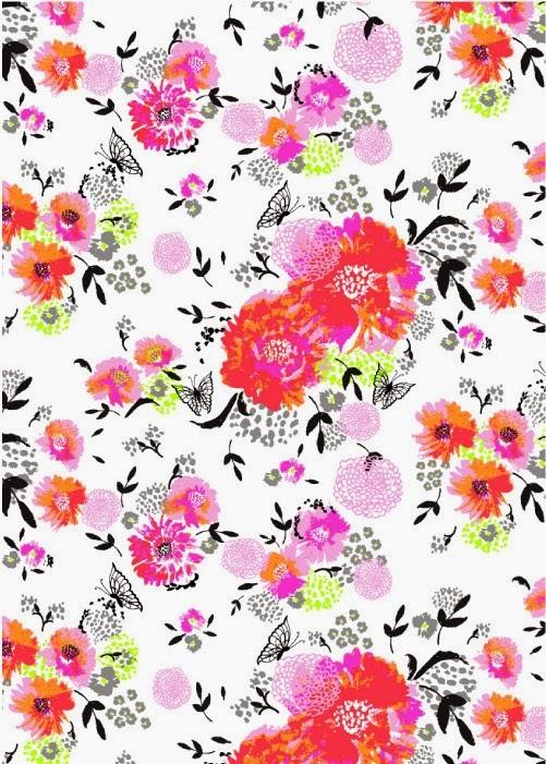 Sarah Lou Nails: Pinterest Inspired Floral Nails!