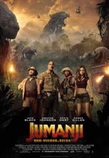 Jumanji, Bem-vindos à selva