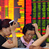 China's  stock  market  in  trouble