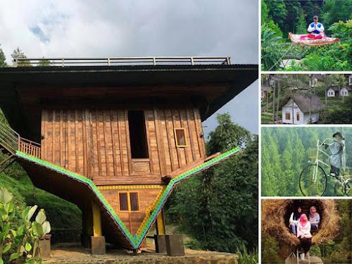 Wahana terbaru Dago Dream Park Bandung