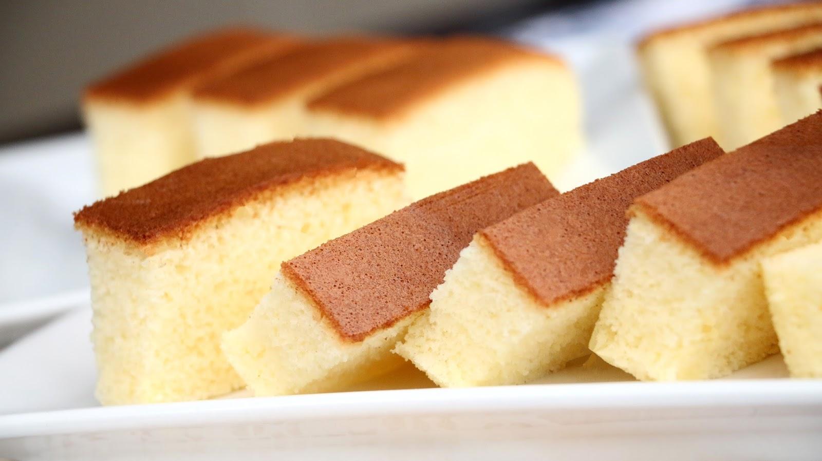 Josephine39s Recipes How To Make Cotton Soft Sponge Cake