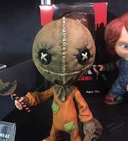 Toy Fair 2017: Mezco's Horror Toys Trick R Treat Vinyl Figure