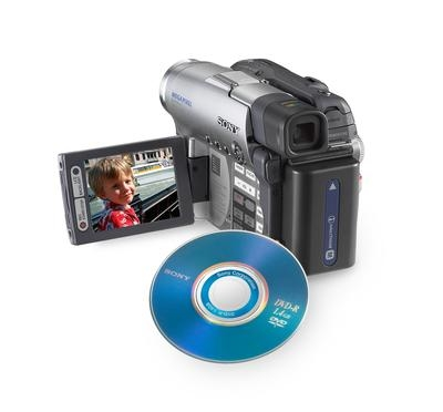 Sony DCR-DVD301 Camcorder