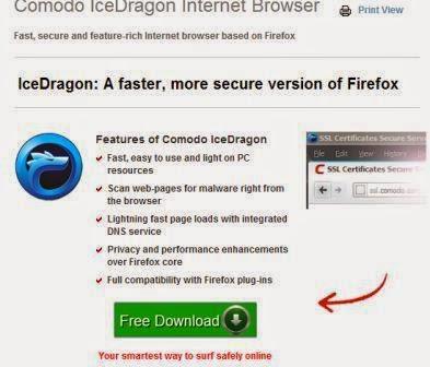 Macam macam browser Internet dunia 2