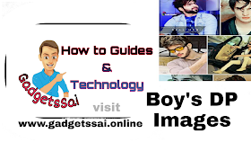 {*Handsome*} Boys Profile Pictures For Facebook & Whatsapp