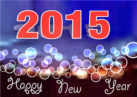 Nice Happy New Year 2015 Wallpapers