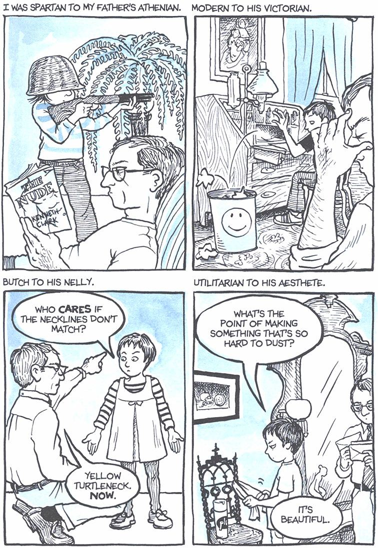 Read Fun Home: A Family Tragicomic - Chapter 1, Page 14