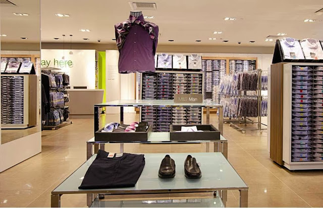 Marks & Spencer, Suria KLCC, shopping mall, kuala lumpur, shopping, M&S men, men clothing, fashion, men formal wear