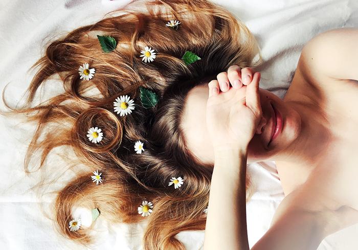 Naturalne włosy inspiracje