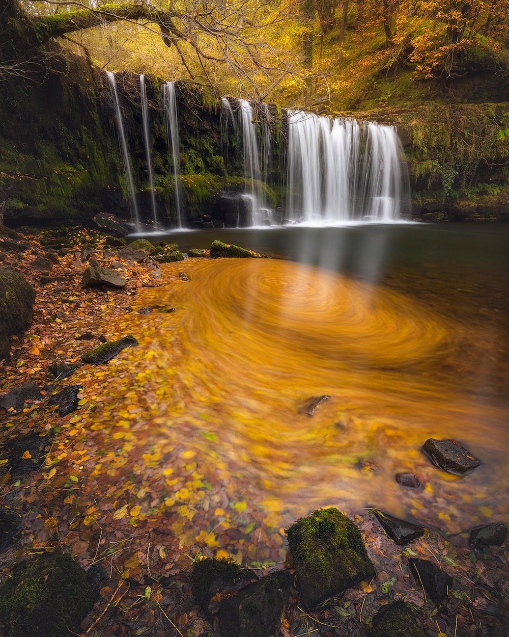 Sgwd Ddwli Uchaf, Waterfall Country