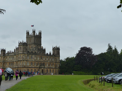 château de Highclere Downton Abbey