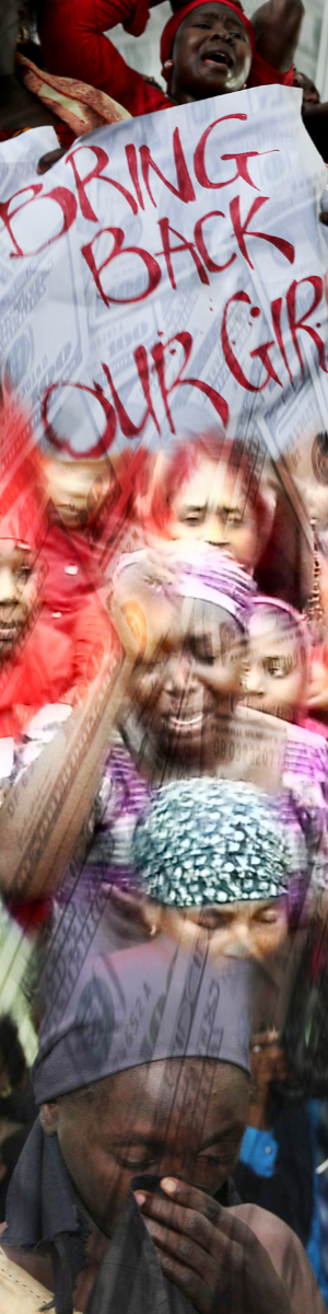 Chibok girls just released from more than two years in captivity may thrive if the media to make money do not exploit them.