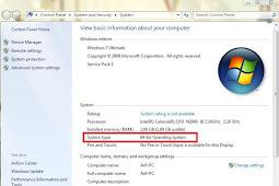 Cara Mengetahui Versi Windows di Laptop yang Digunakan