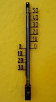 Θερμόμετρο τοίχου
