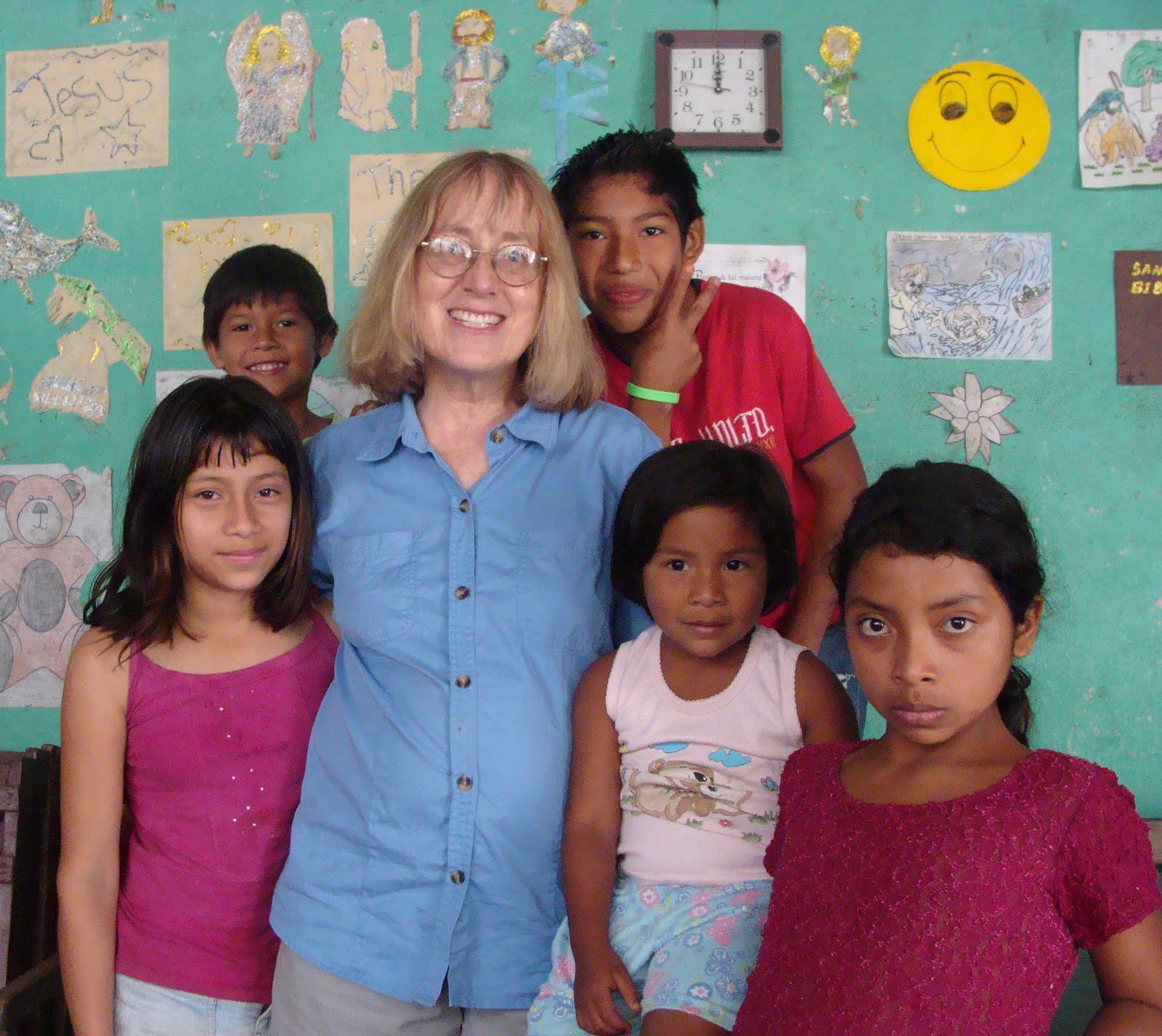 Nicaragua Project Blog