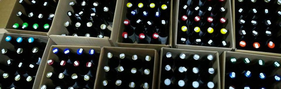 Cervezas entregadas al Concurso Homebrewer