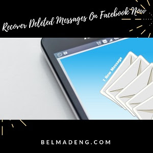 Where Do I Retrieve Deleted Facebook Messages | Recover Deleted Messages On Facebook Now