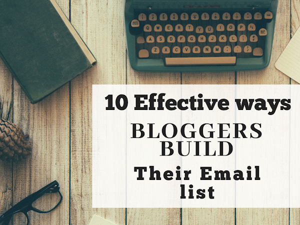 10 Effective Ways to Build Your Email List