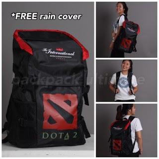 Gaming bag - Tas Gaming ULTIMATE Backpack - Dota 2