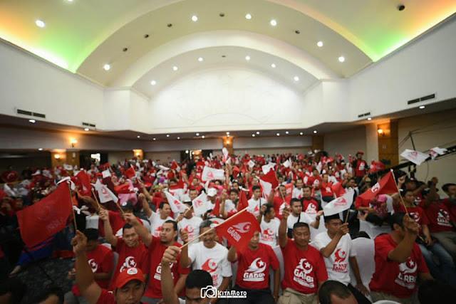 Tepat di Momentum Sumpah Pemuda, Deklarasi GARBI Sumatera Utara Petjaahh