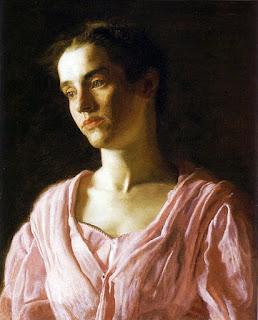 Thomas Eakins - Maude Cook