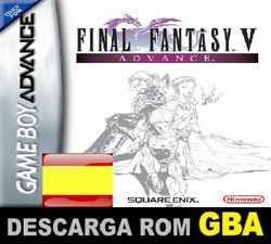 final fantasy v advance apk