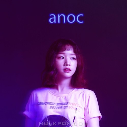 Anoc – I'm in love – Single