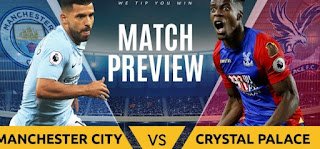 مباشر مشاهدة مباراة مانشستر سيتي وكريستال بالاس بث مباشر 14-4-2019 الدوري الانجليزي يوتيوب بدون تقطيع