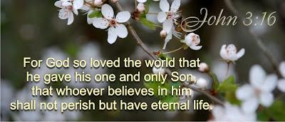 john 3:16 artwork