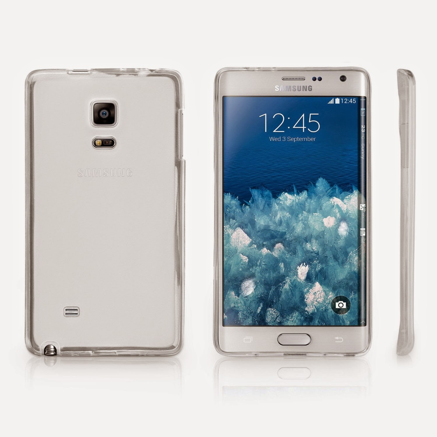 SAMSUNG GALAXY NOTE EDGE (₦90,000)