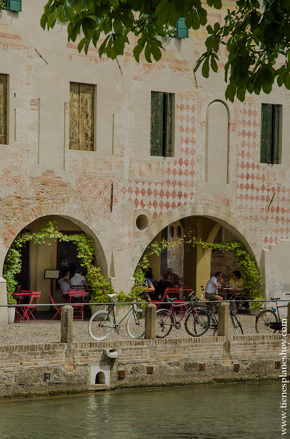 Visitar Treviso Italia viaje blog